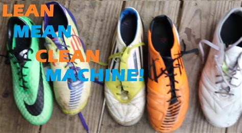how to clean football shoes how to clean soccer football cleats easily