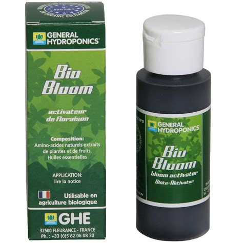 Bio 60ml ghe bio bloom bloom activator 60ml growland
