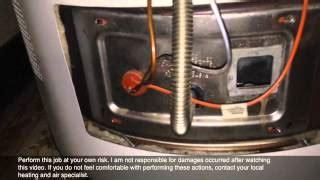 will the gas company light my pilot rheem gas water heater not staying lit видео из