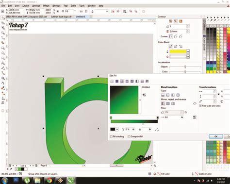 tutorial wpap dengan coreldraw x3 cara membuat logo 3d dengan corel draw x3 12 000 vector