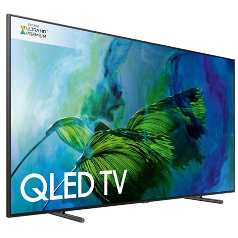 samsung qn65q9f qled tv review out with the o in with the q
