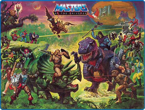 of he and the masters of the universe he masters of the universe