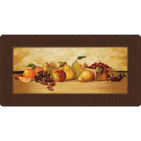 comfort chef mat better homes and gardens delicious fruit comfort chef mat