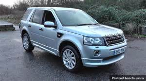 land rover freelander 2 2 sd4 dynamic 5dr auto 2013 for