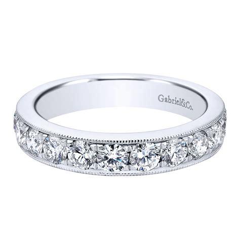 gabriel co engagement rings 1 50ctw platinum 18k gold