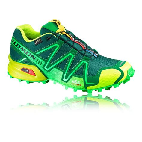 salomon speedcross 3 trail running shoes review salomon speedcross 3 gtx trail running shoes ss15 44