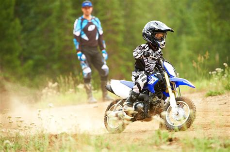 yamaha tt   speed automatic dirt bike  kids