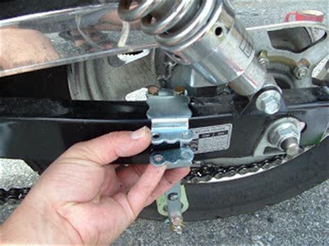 tensar cadena moto enduro keeway superlight repuestos y accesorios tensor de cadena