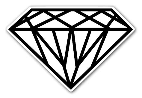 diamond tattoo png black diamond stickerapp