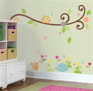 Scroll branch peel amp stick wall decals wall decal at allposters com