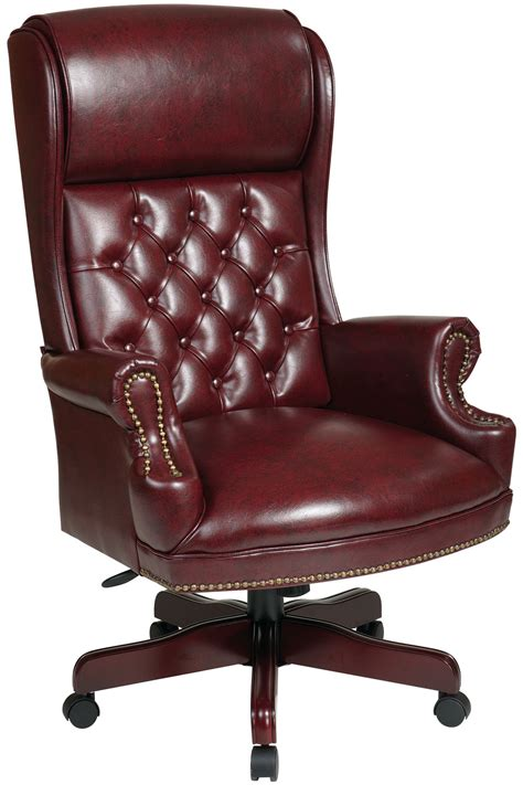Leather Executive Chair Design Ideas High Back Executive Office Chair Home Furniture Design
