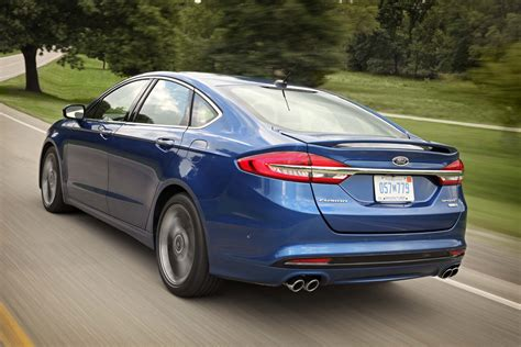 ford fusion 2017 specs 2017 ford fusion review