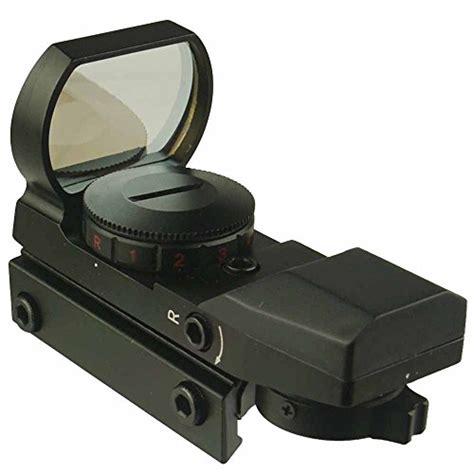 best 1911 sights the 4 best 1911 dot sights reflex sight reviews 2018