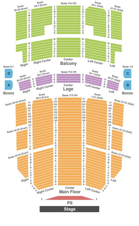 auditorium seating chart kevin hart tickets seating chart rochester auditorium