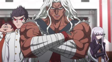 danganronpa the animation anime animeclick it