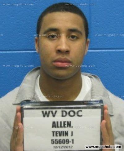 Mercer County Wv Arrest Records Tevin Allen Mugshot Tevin Allen Arrest Mercer County Wv