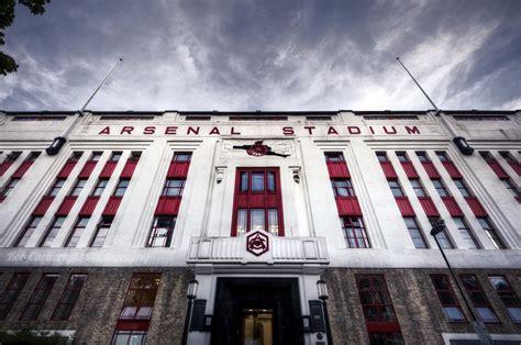 arsenal old stadium highbury rob cartwright photography blog