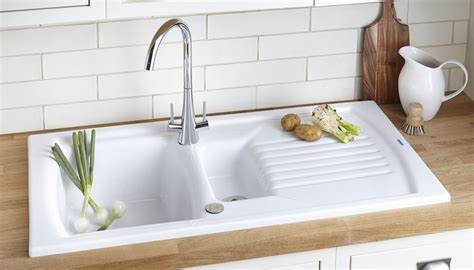 Kitchen Sinks by Kitchen Sink Buying Guide Ideas Advice Diy At B Q