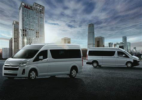 Toyota Hiace 2020 Japan by 2020 Toyota Hiace Officially Revealed