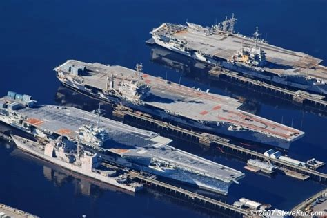 boat junk yard washington state bremerton wa decommissioned carriers a chip off the ol