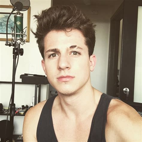 charlie puth official this was the face expression i went with charlie puth