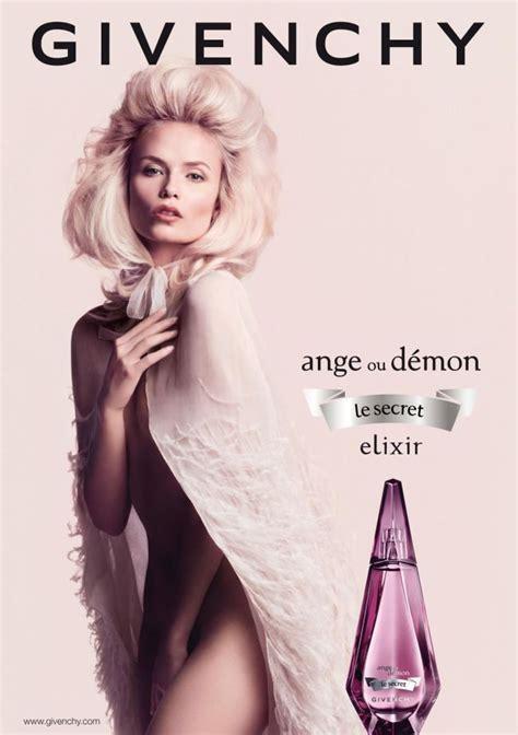Parfum Secret Supermodel natashapoly for givenchy ange ou le secret