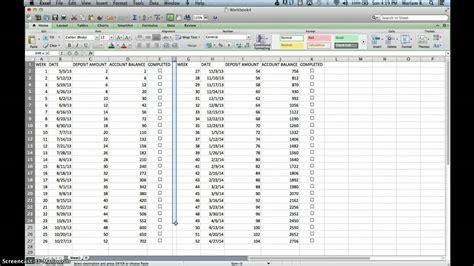 52 Week Challenge Excel Sheet Youtube 52 Week Money Challenge Excel Template