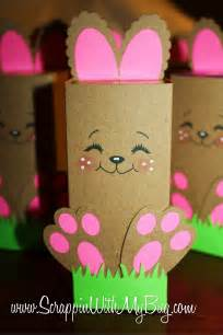 Easter bunny crafts with paper bags home concepts top