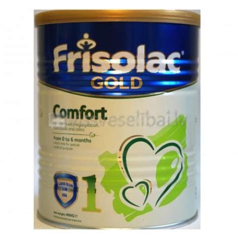 comfort one frisolac gold comfort 1 piena maisījums 0 400g