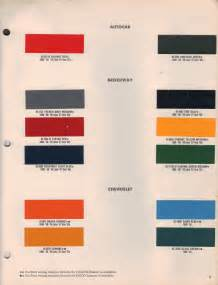 1956 Chevrolet Colors Paint Chips 1956 Chevy Truck