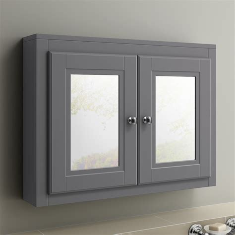 bathroom mirror unit traditional grey bathroom vanity unit basin furniture