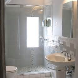 Bathroom remodel with glass block window