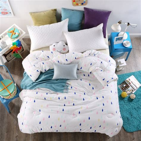 high quality comforter 100 cotton high quality microfiber comforter model 4