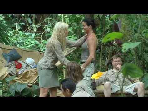 torrie wilson lift torrie wilson shows janice dickinson a few wrestling moves