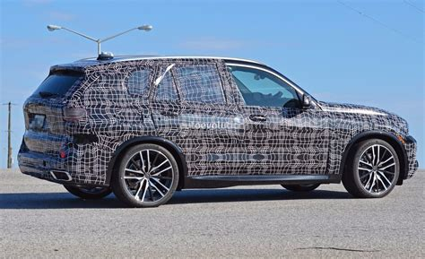 bmw x5m 2019 spyshots 2019 bmw x5 and x5 m show more skin in