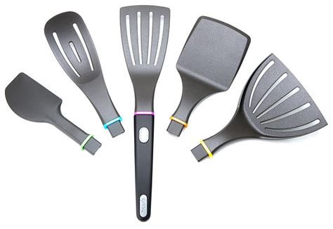 your types of spatulas spatula clip n cook makes your spatulas modular better organized