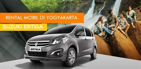 Alarm Mobil Di Yogyakarta memilih rental mobil di yogyakarta dengan suzuki ertiga