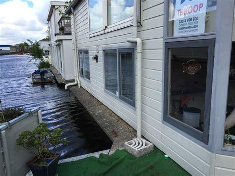 woonboot delft kopen amsterdamse woonboot ondergaat complete metamorfose