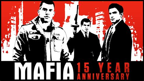 Mafia It Or It by Mafia Celebrating 15 Years In The Mafia Iii