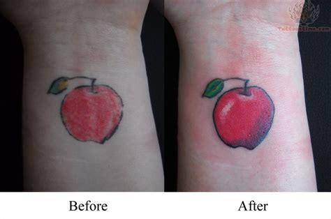 apple tattoos apple images designs