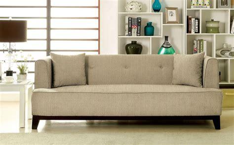 furniture of america sofa sofia beige sofa from furniture of america cm6761bg sf pk