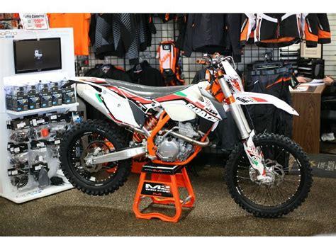 Ktm 350 Exc Six Days For Sale 2014 Ktm 350 Xcf W Six Days For Sale On 2040 Motos
