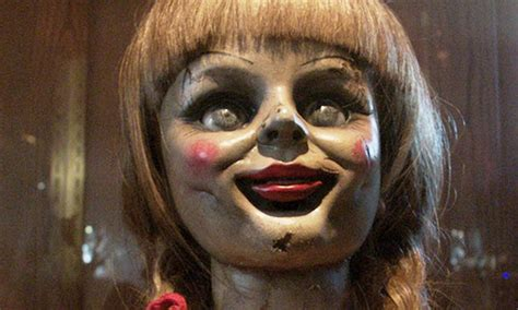 annabelle doll cost box office report overtaking annabelle with