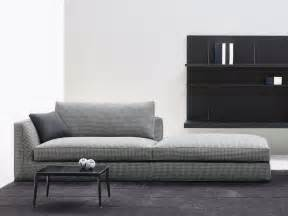 sofa b b sofa aus stoff kollektion richard by b b italia design