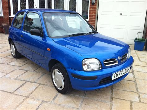 blue nissan micra nissan micra
