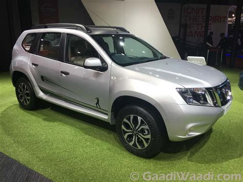 nissan terrano nissan terrano and micra t20 cricket edition unveiled at