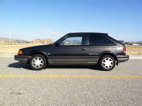 car owners manuals for sale 1988 mazda familia parking system daily turismo 5k 1988 mazda 323 gtx