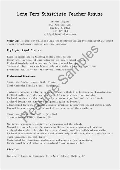 Resume Bullet Points For Substitute substitute resume bullet points substitute resume insurance underwriter resume