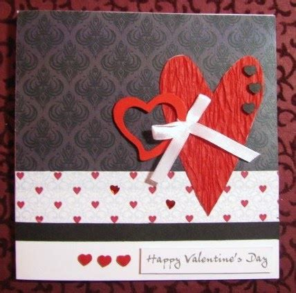 Valentines Day Handmade Card - valentines ecards handmade cards handmade card