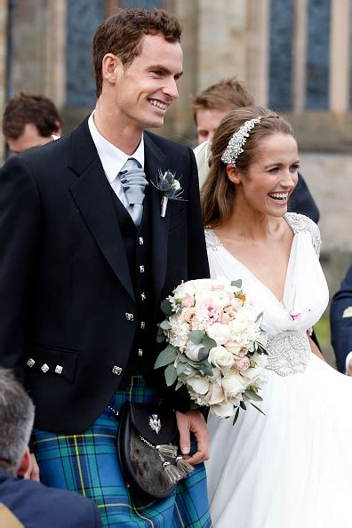 andy murray wedding andy murray and kim sears marry at dunblane cathedral
